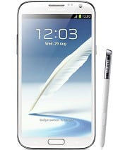 Samsung Galaxy Note 2 Repair